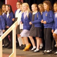 Bottesford Primary School Choir, conductor Liz Mills