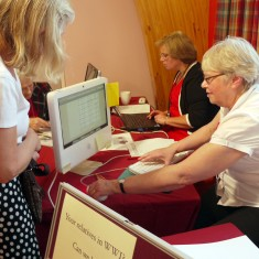 Helping people to trace their relatives in WW1