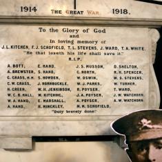 Barkestone-le-Vale WW1 War Memorial