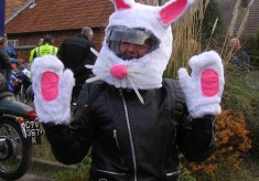 The Annual Bikers Easter Egg Run