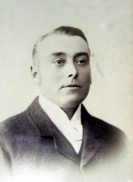 Frank Norris - John Norris's father