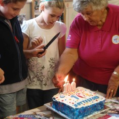 Celebrating 100 years of Guiding