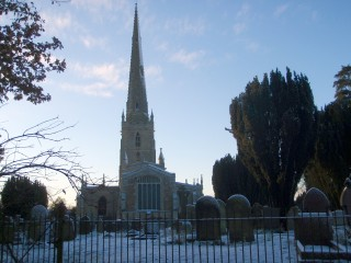 Church of St Mary the Virgin, Bottesford.