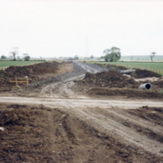 Bottesford by-pass ground clearance