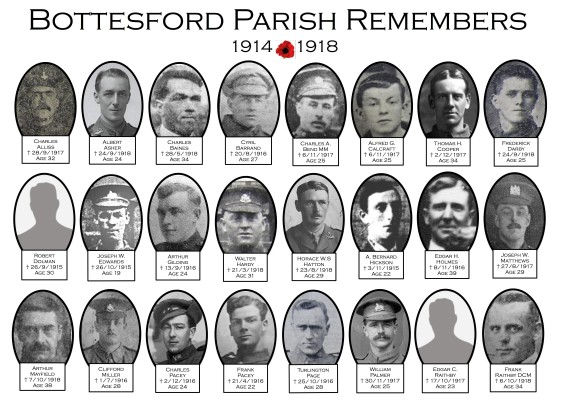 Bottesford Parish Remembers