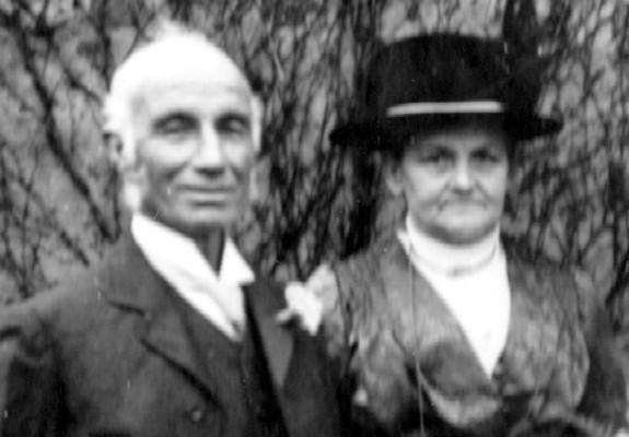 Mr. and Mrs. Philip Palmer.