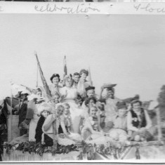 Bottesford Guide and Brownie Festival of Britain Float, 195