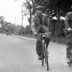 Picture 1. Village Cyclists