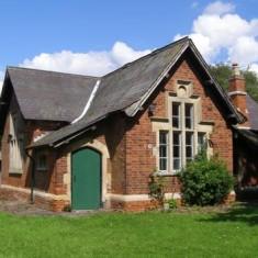 Locality (4). Muston's village school building.
