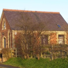 Locality (11). Muston Methodist Chapel (now a private house), Muston.
