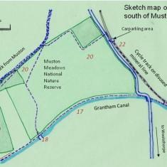 Muston Heritage Trail