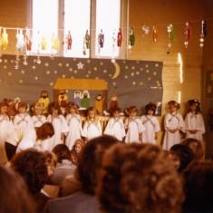 Playgroup Christmas Concert - 1980