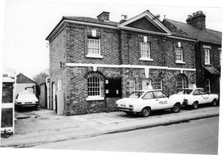 Bottesford Police Station c 1980