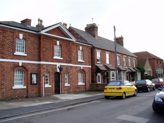 Bottesford Police Station in 2010