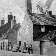 Queen Street Mill c. 1860
