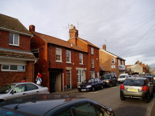 Queen's Street - View to New Coop