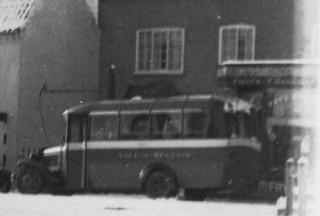 A Randell's coach  - circa 1930
