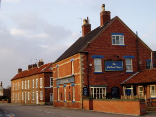 The Rutland Arms - Pantilled with Bottesford Blues