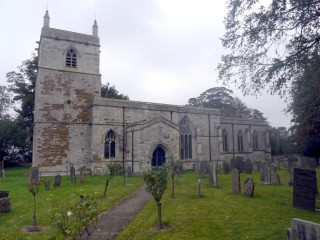 Saltby parish church