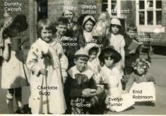 Bottesford School Children - c 1934