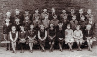 Bottesford School 1947. Which class was this?