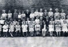 Bottesford School Primary Class 1947-48