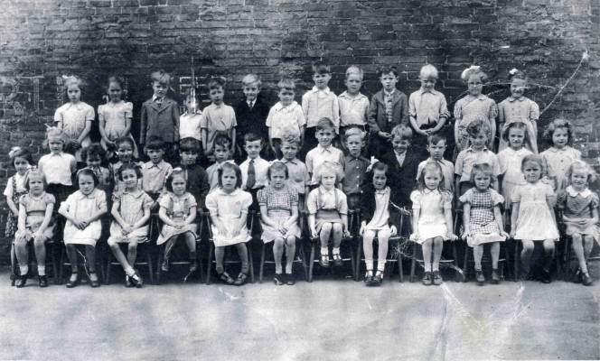 Bottesford Primary Class 1947-48
