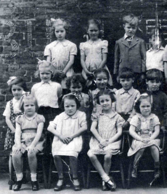 Bottesford School Primary Class 1947-48