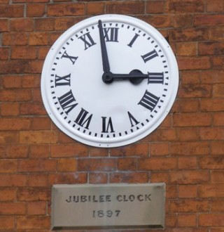 Bottesford Diamond Jubilee Clock, 1897