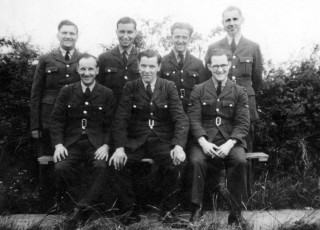 Wartime friends of the Simpson family
