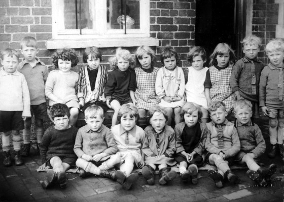 Bottesford School Children