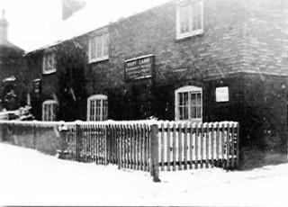 Six Bells Tea Room c 1920