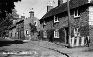 Church Street and the Six Bells C. 1960