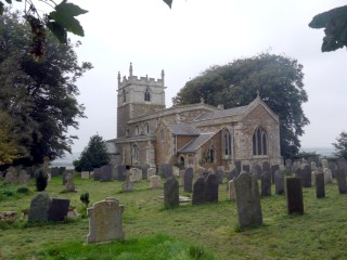 Sproxton parish church