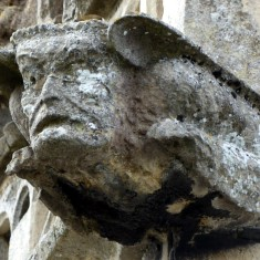 Gargoyles and Grotesques of St. Mary's