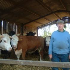 Des Taylor, Devon Farm, Bottesford