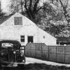 The Barn, Devon Lane. Date unknown. Suggestions please.