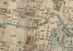 Who Lived on The Green in 1901?