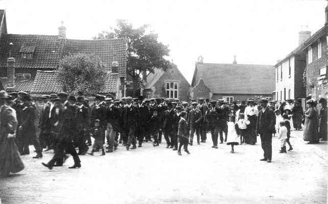A Parade, Church Street c. 1900