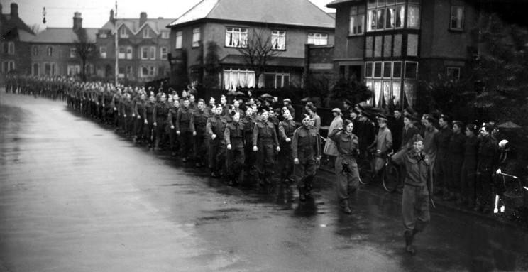 The Last Parade