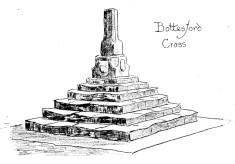 The Market Cross at Bottesford