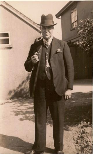 Walter Bainbridge, 1880-1942.