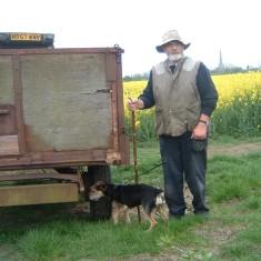 Bob Hulse, retired policeman