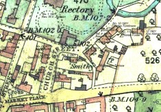 Who Lived in Church Street in 1901?