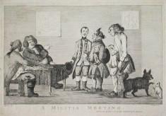 Militia Men, Recruits and Volunteers