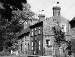 Church Street cottages (now demolished) and No 6