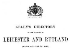 Kelly's Directory