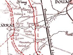William Harby fought with the 15th West Yorks Regt at Gavrelle near Arras