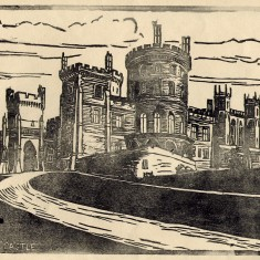 Belvoir Castle, home of the Duke and Duchess of Rutland