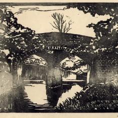 Dr. Fleming's bridge over the River Devon